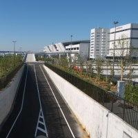 豊洲新市場 7街区(水産卸売場棟・管理施設棟)の進捗状況 2016年10月15日