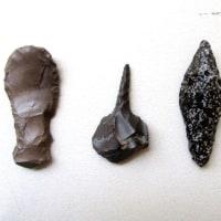 縄文時代の石器
