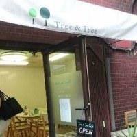 友人とおしゃべりして、リフレッシュ(^^)@文京ボランティア・市民活動センター「フミコム」、Tree & Tree Cafe