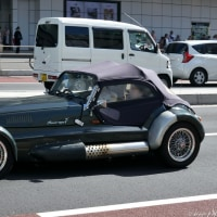 Mitsuoka Classic Type F 1996- グッドデザイン賞を受賞したミツオカ クラシック タイプF
