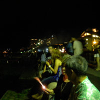 諏訪湖の夜~ぐるり北信越