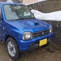 社用車 スズキ・ジムニー 660XG 納車