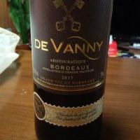 今宵のワイン