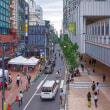 2017.06.30 新宿4 NEWoMan東側路地の眺め