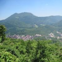 絹笠山ヤマボウシ登山会