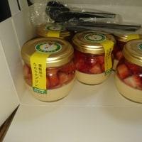 イチゴが出来たよ~♪