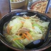 山田うどん野菜うどん