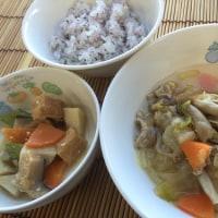 白菜と豚の和風鍋
