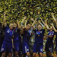 祝 なでしこジャパンW杯優勝!