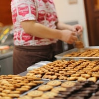 オバケクッキー200個&モアー♪