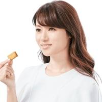 恭子ちゃん新CM・ビスコ(^^♪