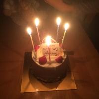 下の娘の誕生日