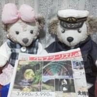 東京ドイツ村に、遊びに行けませんでした。。。