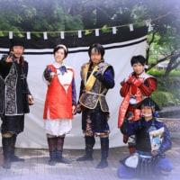 新制・忍城おもてなし甲冑隊2017