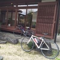 サイクリストさんの休憩スポットCAFE。
