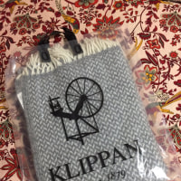 【shopping】KLIPPAN ポルカ