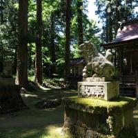 苔の寺 平泉寺白山神社 Ⅱ
