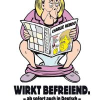 """ドイツ: あの""""シャルリエブド""""がドイツで発刊"""