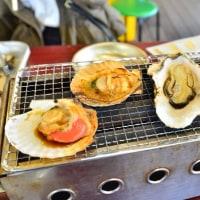 沼津海女小屋BBQ(沼津港)