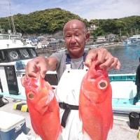 5月24日(水)キンメ釣果