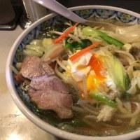 中華そば集来の五目ワンタン麺