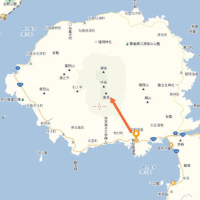 【桜島百景054】鹿児島市 「有村展望所で見た桜島」