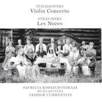 T.クルレンツィス+ムジカエテルナ=ストラヴィンスキー「結婚」他