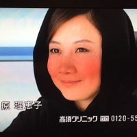 西原理恵子、TVCMに登場する。彼女は策略により、我が子の職を奪ったのである。だから、頻繁に露出をするのだ。私を更に苦しめるために・・・・現在加筆中