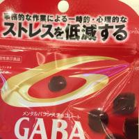 チョコ ストレスOFF! メンタルバランスチョコレート ギャバ GABAチョコ
