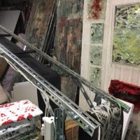 毎月、絵画教室が無い日が、10日間続く。