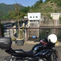 プチツー。秩父の合角ダムと神流町の塩沢ダムへ