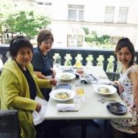 <神戸でママ&バイオリンクリミツさんと遊ぶ>
