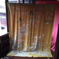 金沢の花暖簾