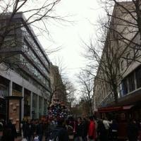 イギリスでのクリスマスの翌日