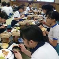 6年生修学旅行 2日目 夕食