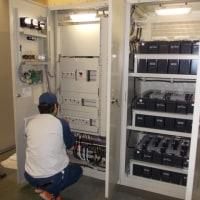 蓄電池設備定期点検