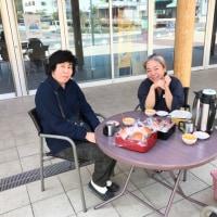 今日ランチ〜道の駅 くるら戸田にて戸田はんぺん、イカメンチ、鯛コロッケ