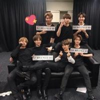 BTS 本日のツイート(2017.5.26)