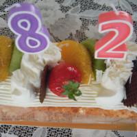 82歳*☆*Happy Birthday*☆*