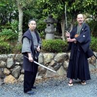 もちろん我らは、代々Samurai Family!