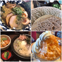 食とかの記録(2017・5)