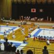 県中体連空手道大会が行われました。