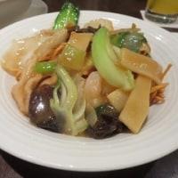 四川飯店で、お祝いディナー♪