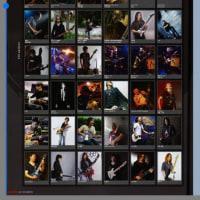 2017ESPギターカタログ