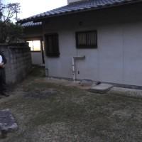 倉敷市鳥羽で住宅リフォーム着工準備