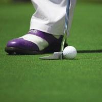 ゴルフラウンド ㉓ 中央都留