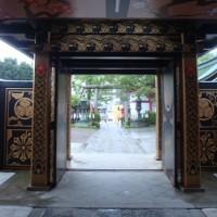 徳川御三家水戸の「東照宮」訪問、(2016秋)。