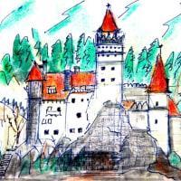 ブラン城 Rumania