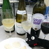 本日のワイン&チーズ