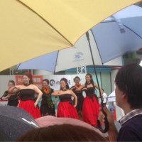 平塚七夕祭り 踊ってきましたー!